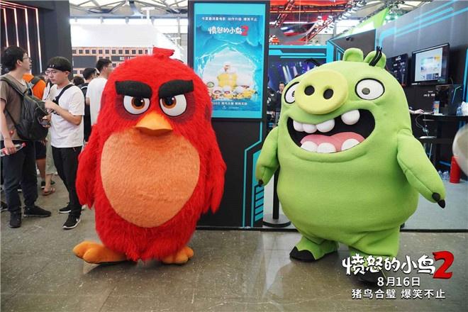 《愤怒的小鸟2》烂番茄开分88% 成游改电影NO.1