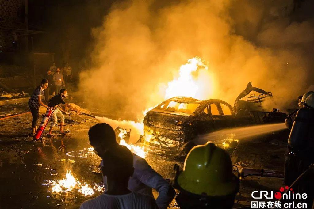 埃及首都开罗发生爆炸 致16人死亡21人受伤