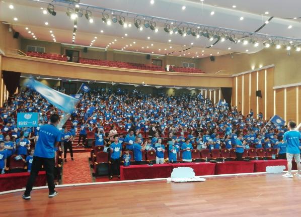 蚂蚁力量儿童义工团忻州站一垃圾分类大型公益活动隆重举行