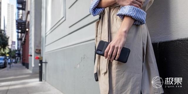 「新东西」更长时间!Mophie推出为iPhone Xs/Xr/Xs Max设计的新款电池保护壳