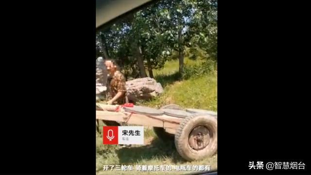 车主回应河南村民搬空33吨井盖:拦都拦不住 还有人追着打我