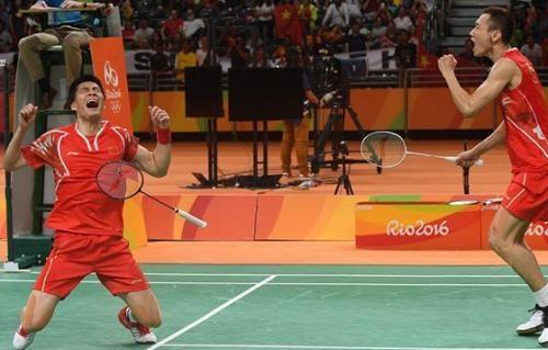 韩国队大概也没想到,他们差点就淘汰了里约奥运会的男双冠军