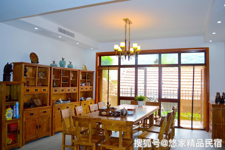 八月出游推荐:在青岛崂山民宿,来一场慢生活!