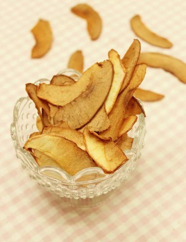 宝宝零食---自制苹果脆片
