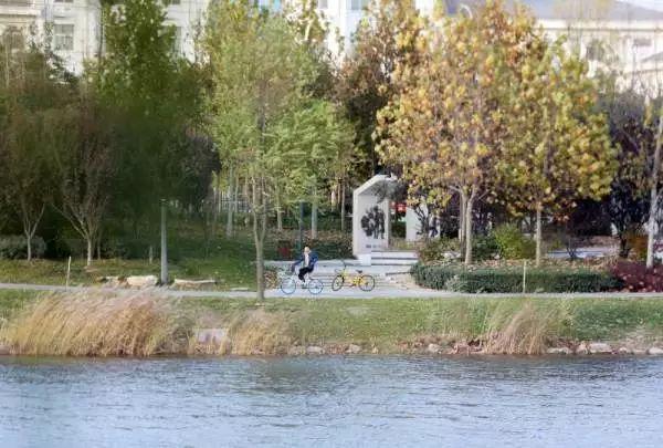 """戴上绿色""""项链""""!郑州规划打造环城六大生态片区"""