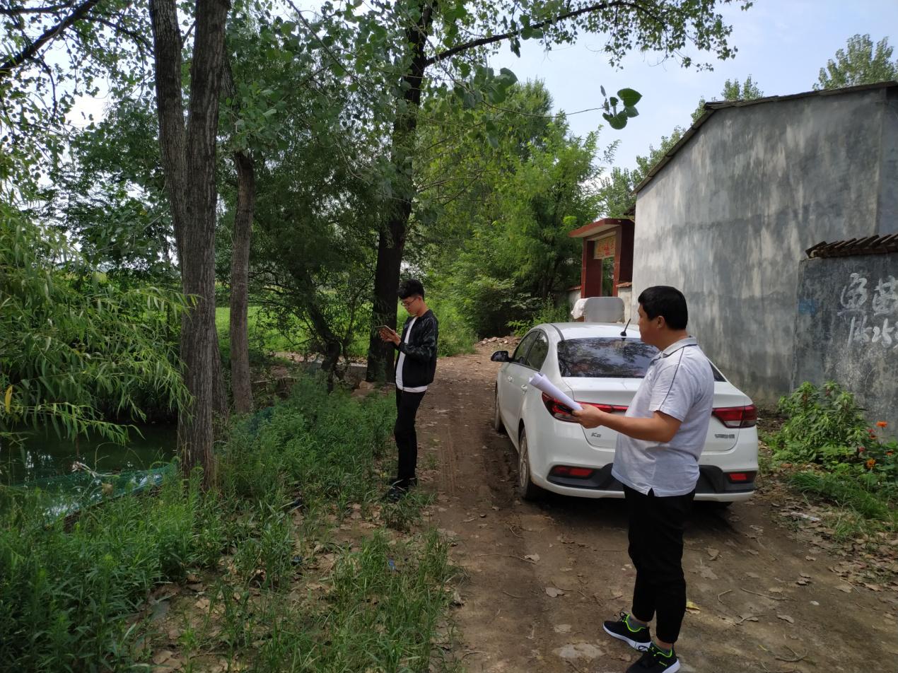 驻马店驿城区胡庙乡加强林木种质资源普查