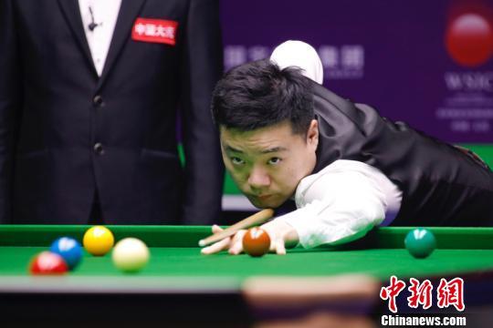 2019世界斯诺克国锦赛:丁俊晖逆转晋级