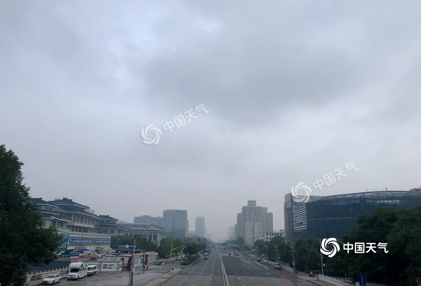 今日北京午后将迎雷阵雨 地质灾害风险仍较高