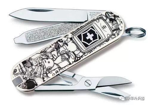 世界六大经典军刀,最后一款简直帅炸天!