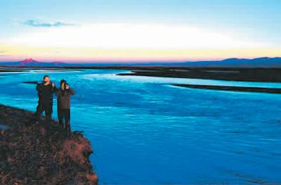 """青海 绘制自然保护地""""一张图"""""""
