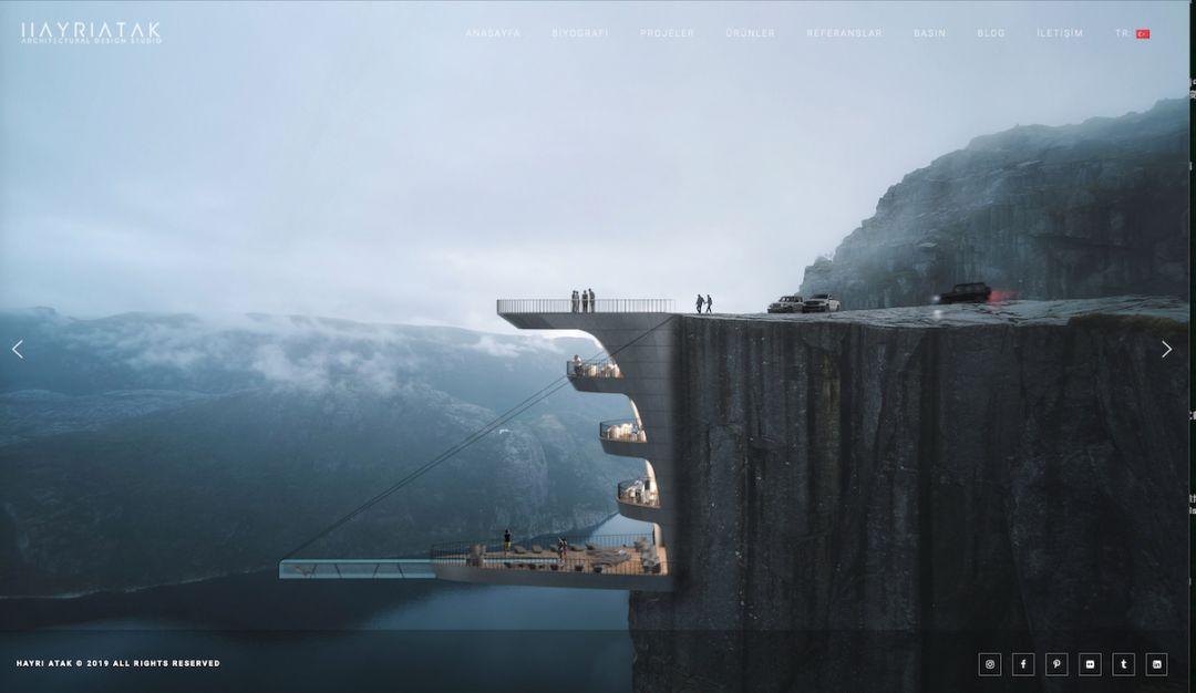 如果真的建成,這或許將是世界上