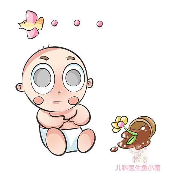爸妈最怕时刻之空气突然凝固宝宝突然安静:又闯了什么祸?