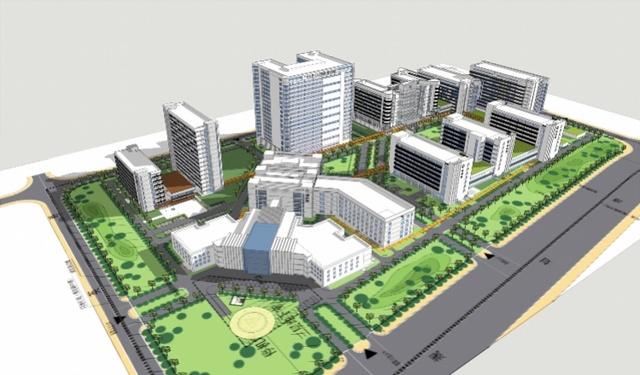 广州市第八医院嘉禾院区扩建,新增1500床位!最迟明年搬