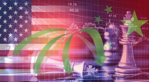 商务部凌晨发文!中企暂停新的美国农产品推销,美股一度暴跌近1000点