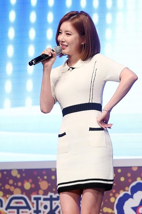 Girls Day前成员智仁为热播韩剧《太阳的季节》演唱OST曲