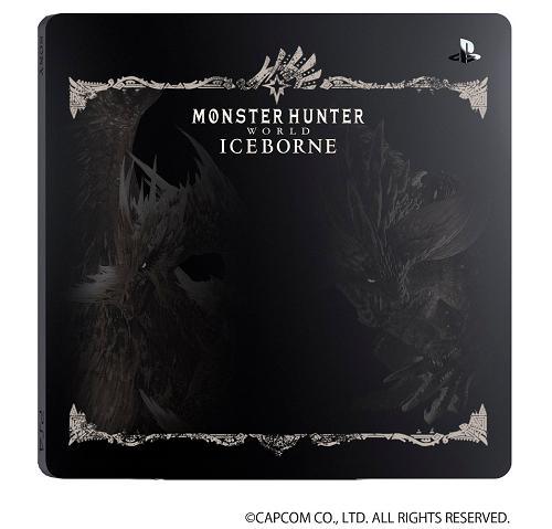 原创            《怪物猎人世界:冰原》限定PS4主机盖和PS4手柄公布