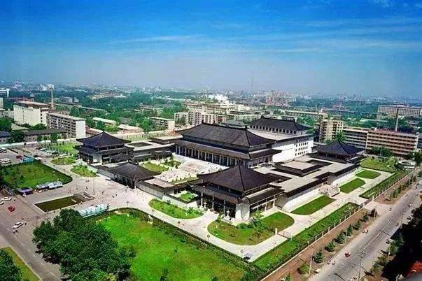定了!三地认证后,陕西历史博物馆新址终落浐灞!