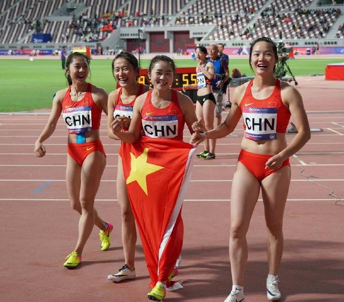 10秒99、11秒04、11秒19,中国3大女飞人完爆日本,世锦赛可期!