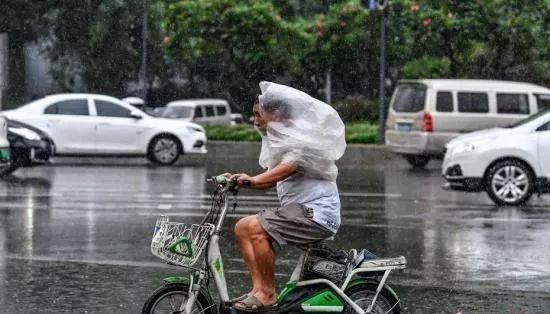 8月8日立秋!今明两天,天水局部地方又有大到暴雨