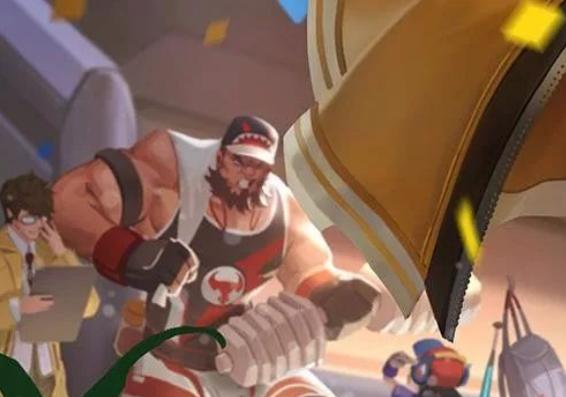 5虎将皮肤已全面曝光,看到特效后:游戏改名为高达乱斗?