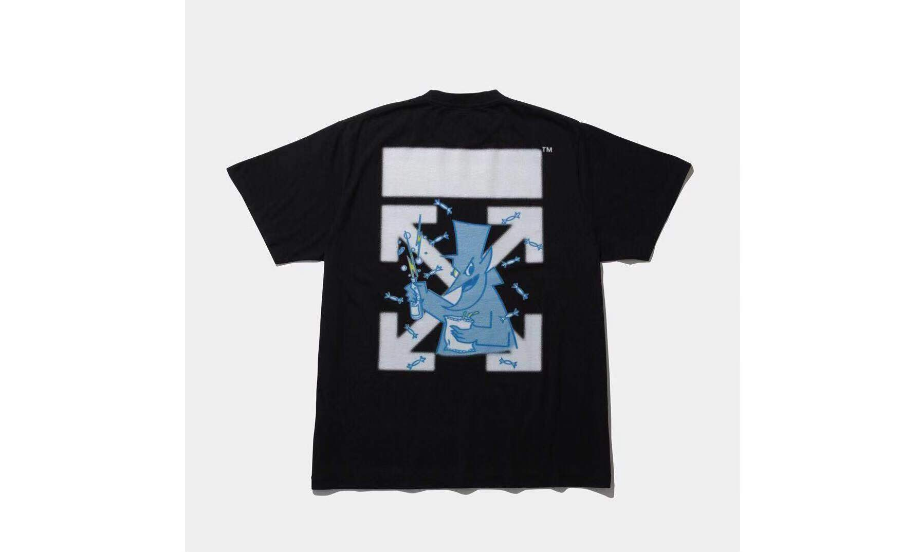 该来的还是来了!Fragment x Off-White 全新单品 T 恤即将发售!
