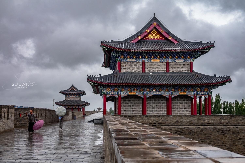 """这个地方很多人不知道,始建于战国,有""""中国长城博物馆""""之称"""