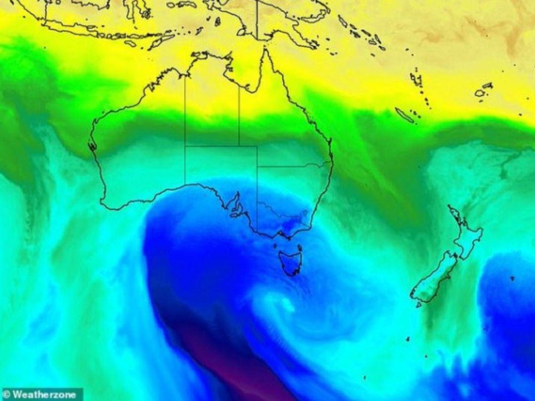 """""""最猛寒潮""""即将来袭!澳洲多地气温将直逼零下!雷暴、降雪、强风都在路上..."""