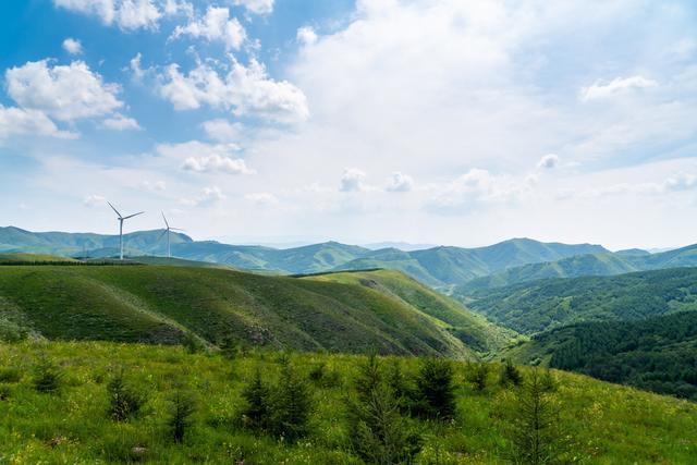 美如画卷张家口,草原天路、滦河神韵、中都草原都是你的诗与远方