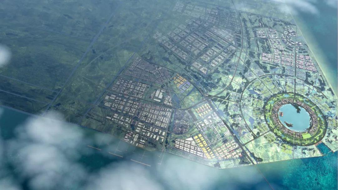 天子湖开发区规划图
