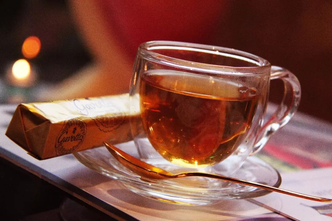 茶有风情万种,正如人生百态