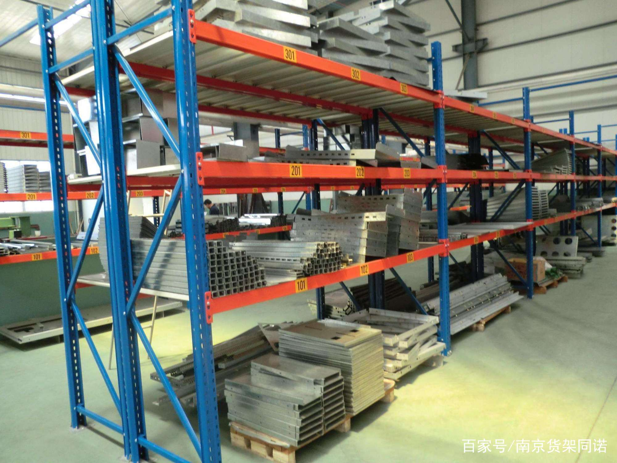 南京货架厂家分析影响仓储货架价格的几个重要因素