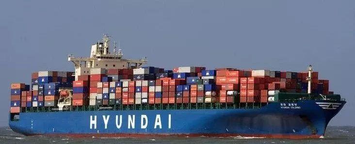 现代商船排名第一,2M依旧是最准点联盟,6月份班轮准班率出炉!