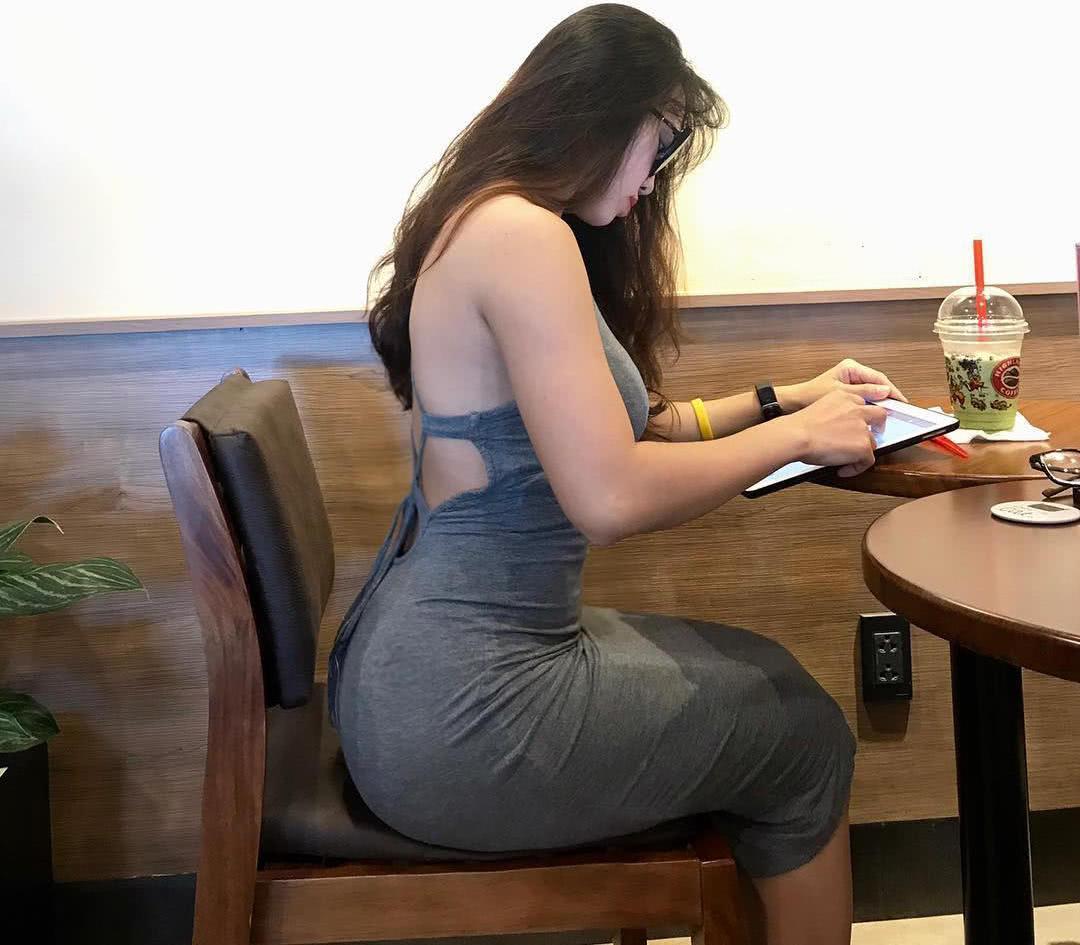 健身房私人美女教练_越南健身女教练,130斤却有迷人身材曲线,称好身材不用看体重 ...