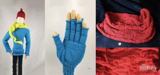 七夕高能礼物!AI系统看图织毛衣,不会设计也能私人订制