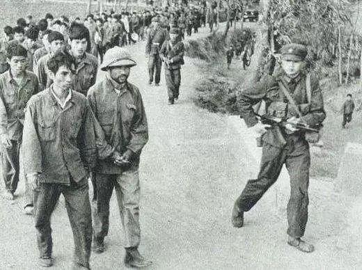 """对越反击中,越南做过最""""厉害""""的事"""