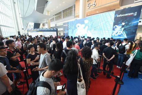 第二届成都InfoComm China 2019即将盛大开幕,您准备好了吗?