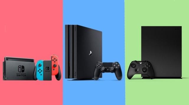 微软索尼任天堂首次齐聚ChinaJoy 买哪个好?