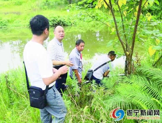 <b>遂宁市生态环境系统展开交叉执法检查</b>