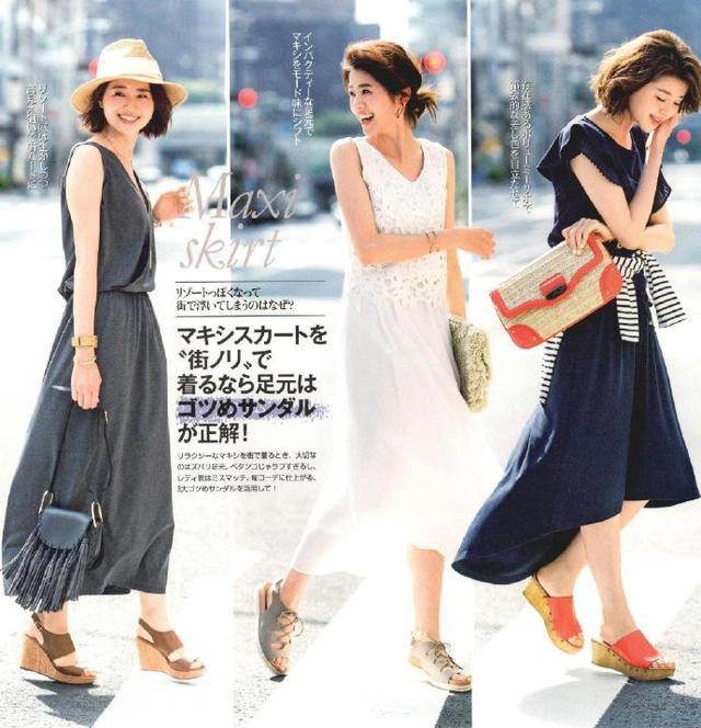 <b>最适合亚洲女性的穿衣风格</b>