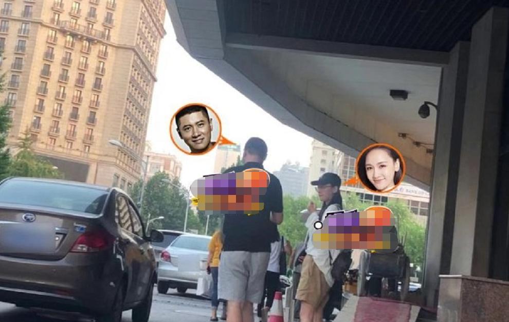 任重与孙骁骁约会,深夜一起返回公寓,网友:你听说过李响吗?