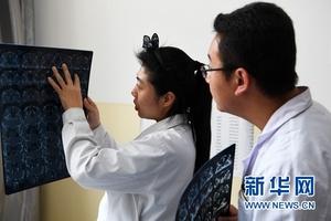新华网甘肃频道:甘肃对所有贫困县中医医院开展对口帮扶