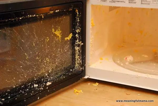 因为一时偷懒在微波炉里加热了鸡蛋,他们肠子都悔青了
