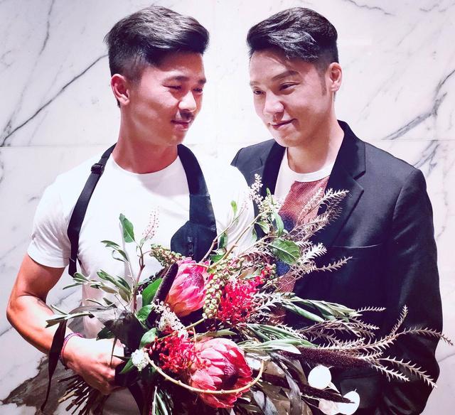 TVB亿万富二代公开出柜结婚第一人 结婚三年预告30周年承诺