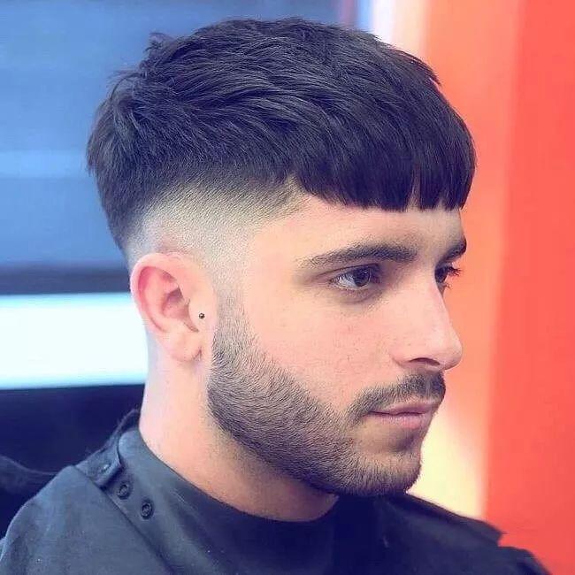 2019下半年男士发型流行趋势,变帅妥妥的!