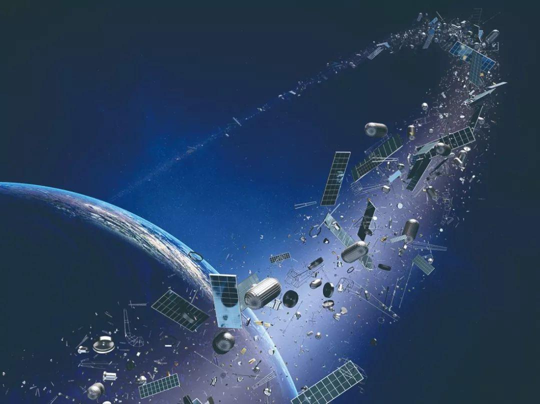 空间碎片 太空碎片如何影响地球环境?