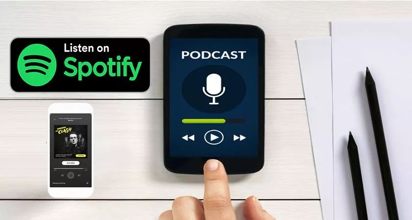 <b>Spotify如何通过播客扩大广告业务?</b>