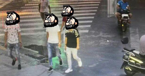 """<b>谎称丢钱包向路人借钱行骗,这伙""""观光客""""被郑州警方抓了</b>"""
