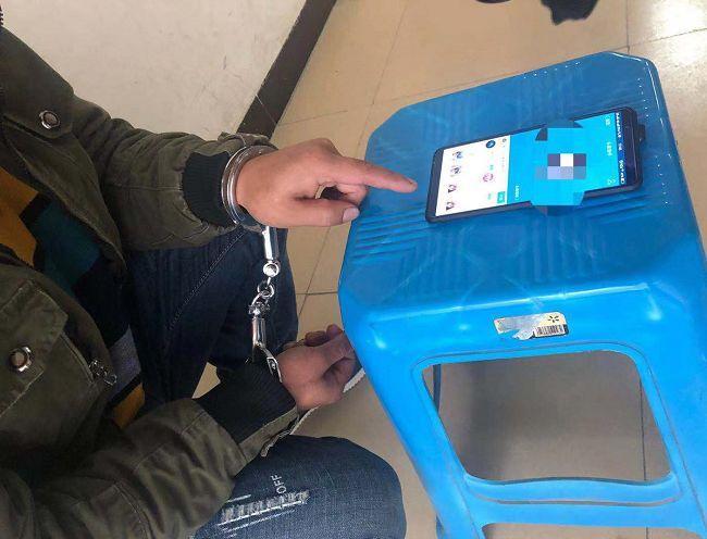 河北围场县一男子网络辱骂交警被依法拘留