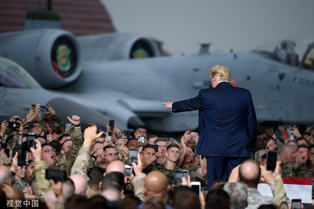 特朗普求援韩国具体什么情况?特朗普求援韩国背后的真相