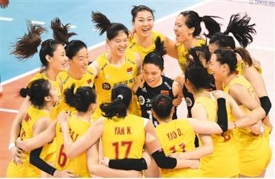 <b>挺进奥运会 再战世界杯 中国女排开启卫冕之旅</b>